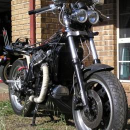 Cxf- The Frankenbike