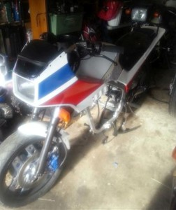 500f frame (Small)